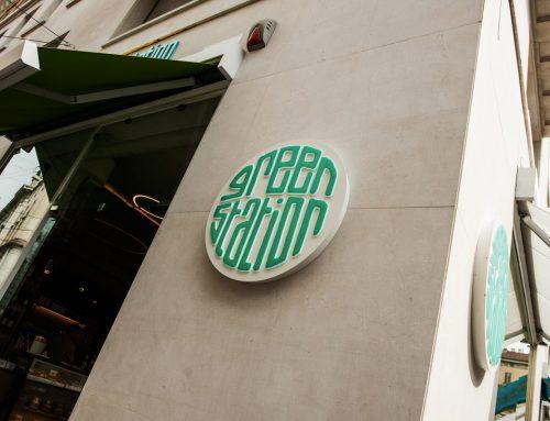 GREEN STATION, Il primo ristorante del gruppo Pedon