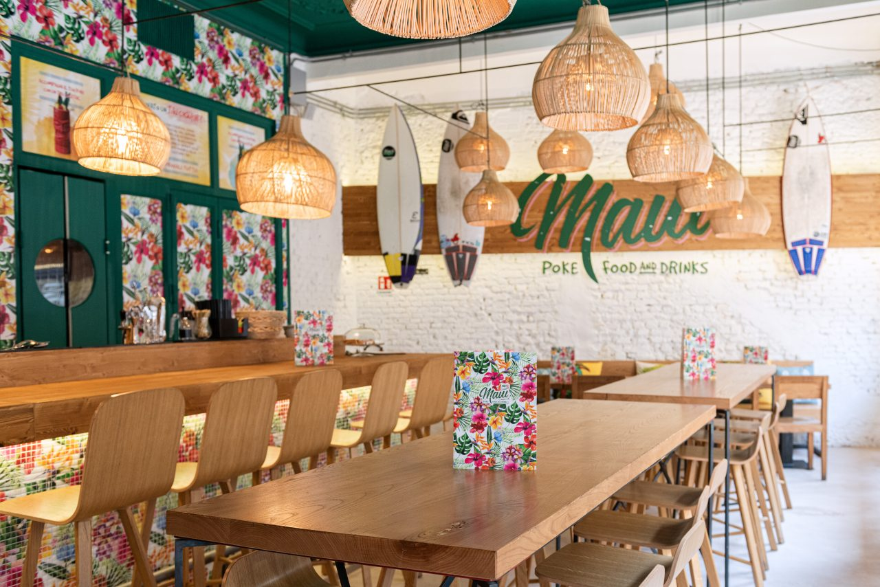 Maui Poke opens its second location in Milano