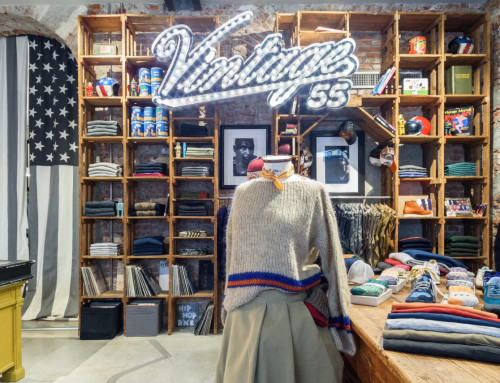Vintage55 opens a new store in via Vigevano