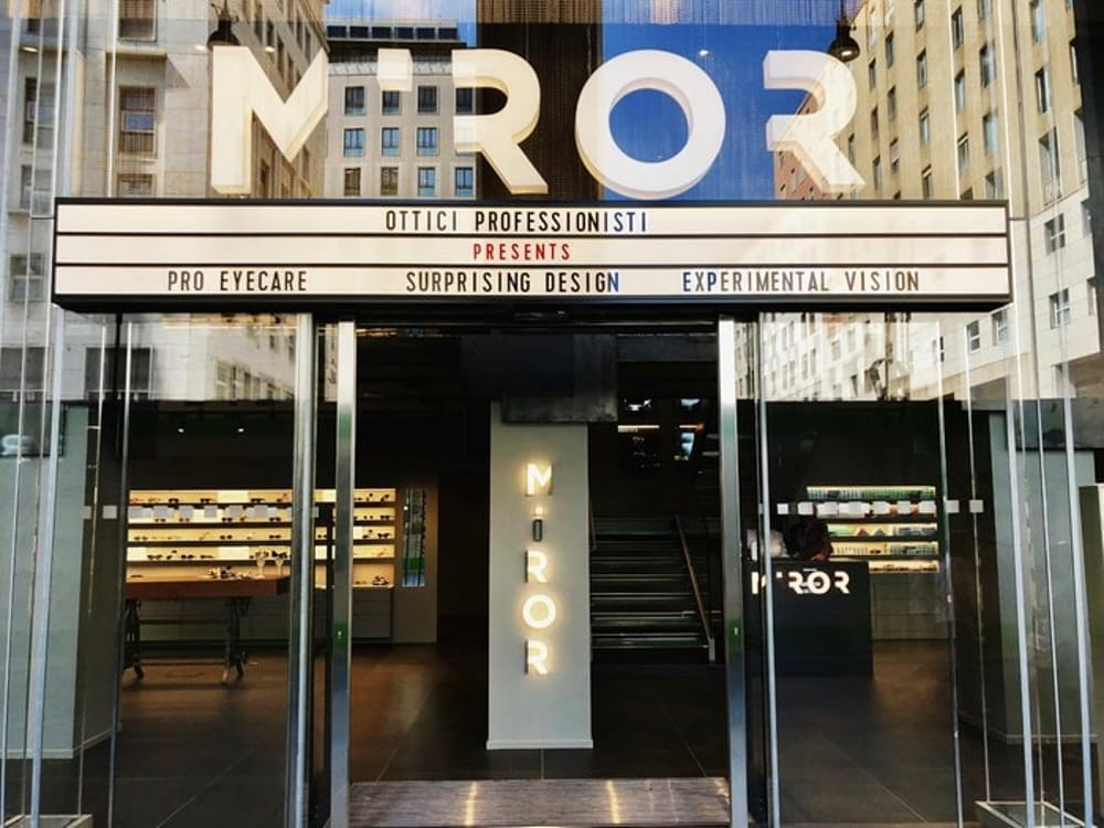 New opening for Miror in San Babila square