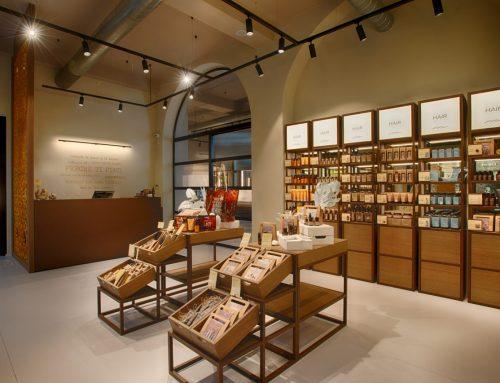 Il nuovo Nashi Salon di via Vigevano 32