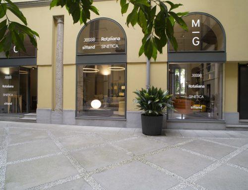 MIG apre il suo showroom in via della Spiga