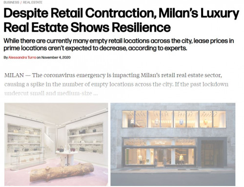 WWD INTERVISTA ISSEI KOMI sul futuro del Luxury Real Estate