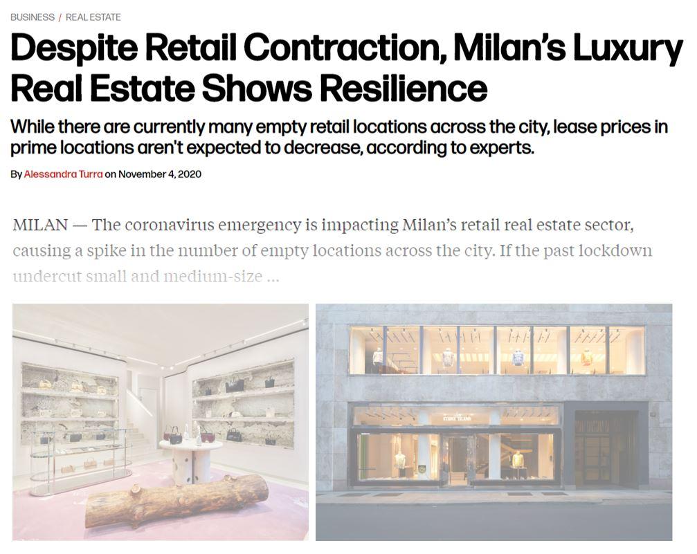 WWD INTERVISTA ISSEI KOMI sul futuro del Luxury Real Estate
