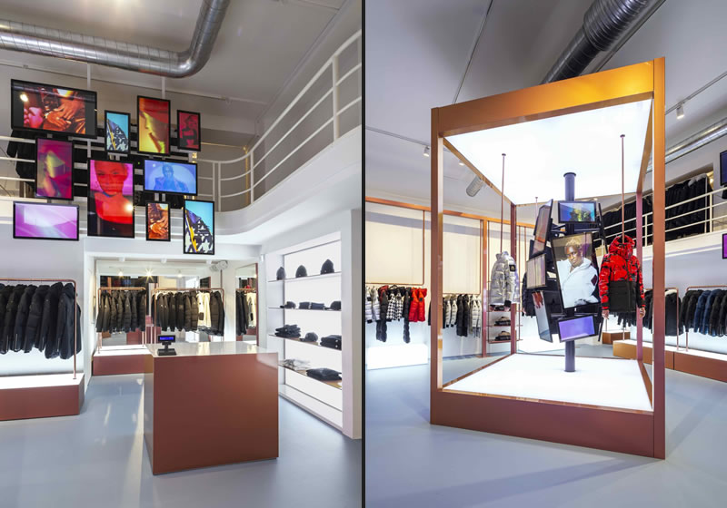 Moose Knuckles: new opening in Milan