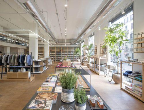 TENOHA MILANO: Il nuovo spazio polifunzionale di Via Vigevano 18